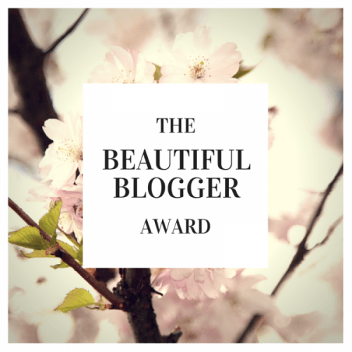 The Beautifle Blogger Award