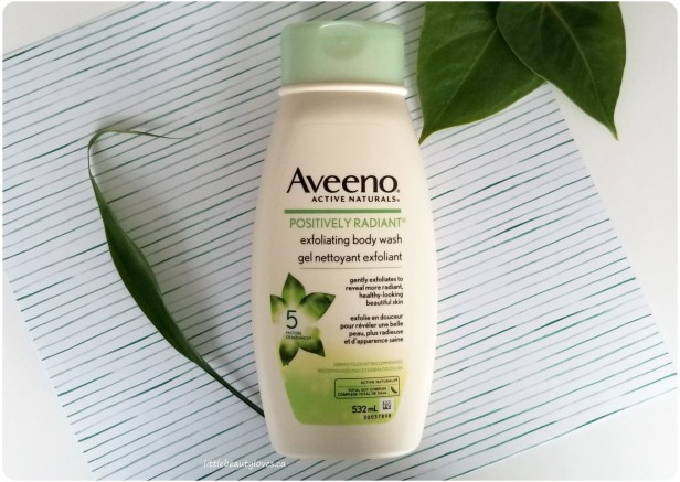 Aveeno Positively Radiant (2)