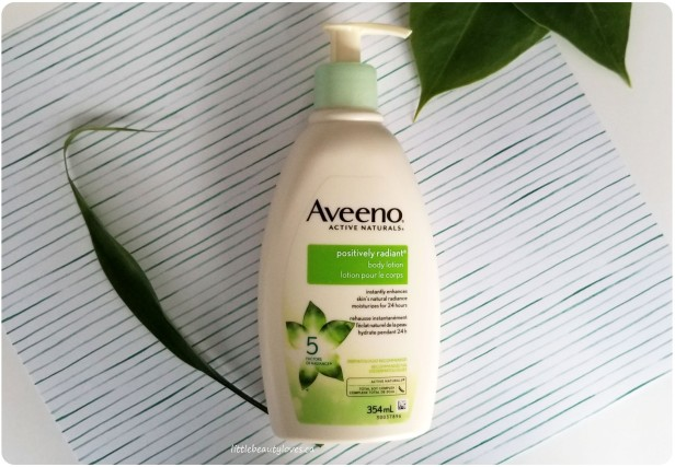 Aveeno Positively Radiant (4)