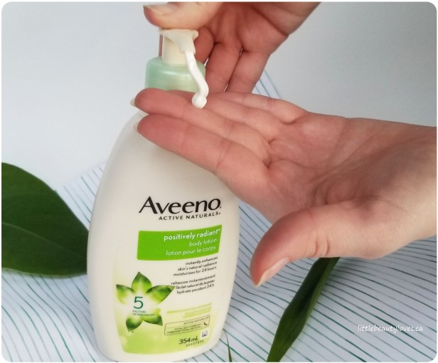 Aveeno Positively Radiant (5)