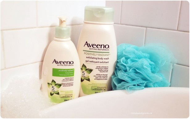 Aveeno Positively Radiant (6)